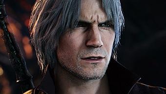 Devil May Cry 5 se exhibe en un espectacular gameplay