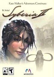 Carátula de Syberia II - PC