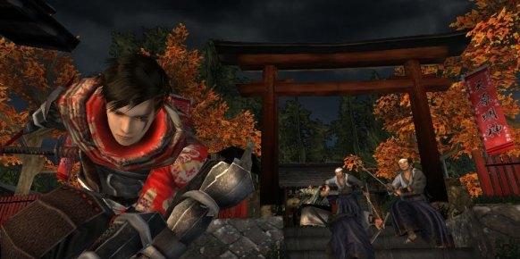 Shinobido 2 Revenge of Zen: Impresiones TGS 2011
