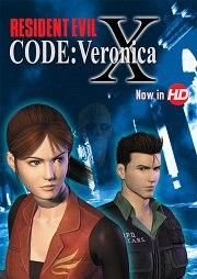 Carátula de Resident Evil: Code Veronica HD - Xbox 360