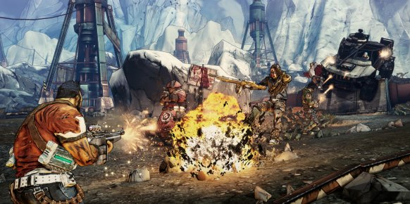 Borderlands 2: Entrevista Anthony Burch