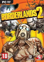 Carátula de Borderlands 2 - PC