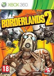 Carátula de Borderlands 2 - Xbox 360