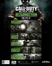 Black Ops: Rezurrection Xbox 360