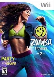 Carátula de Zumba Fitness 2 - Wii