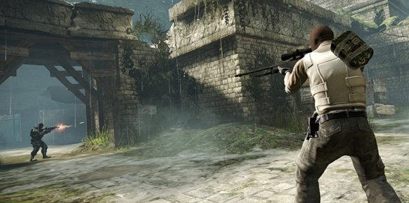 Counter-Strike Global Offensive: Primer contacto