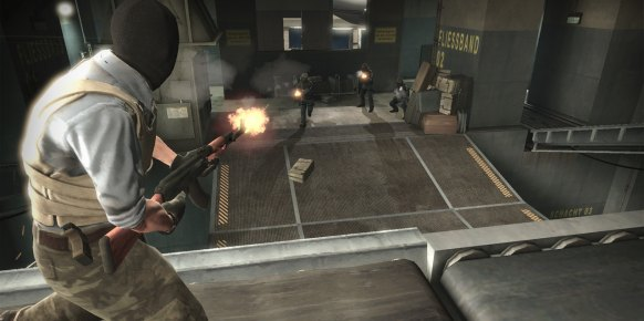 Counter-Strike Global Offensive Xbox 360