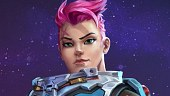 Video Heroes of the Storm - Habilidades de Zarya
