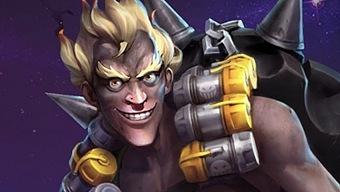 Video Heroes of the Storm, Habilidades de Junkrat