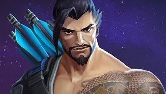 Video Heroes of the Storm, Habilidades de Hanzo