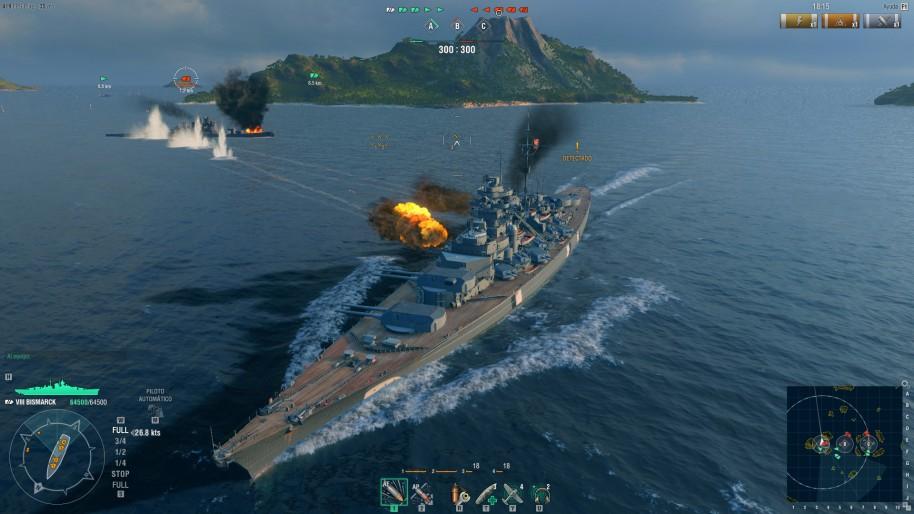 World of Warships: Es divertido, adictivo... ¡y gratis! Así es World of Warships ahora mismo!