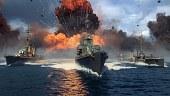 Video World of Warships - Tráiler Cinemático