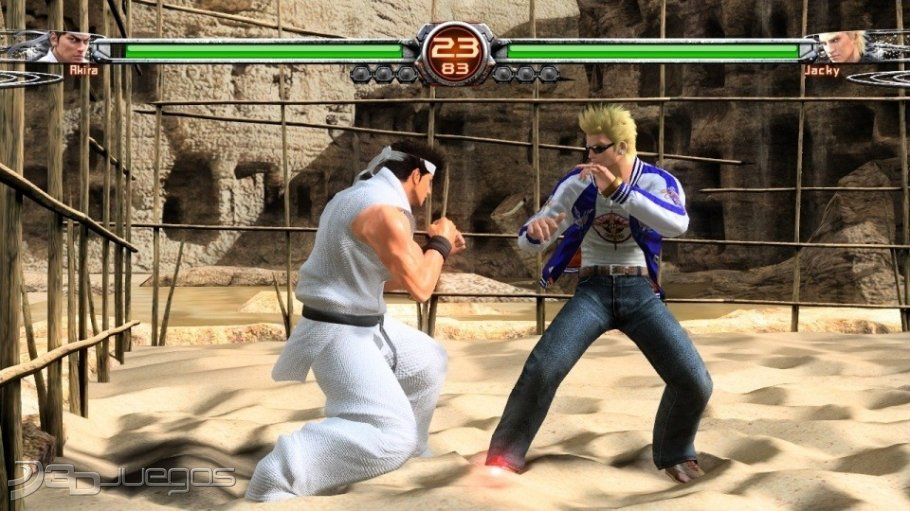 Virtua Fighter 5 Final Showdown - An�lisis