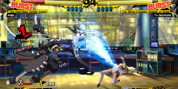 Persona 4 Arena análisis