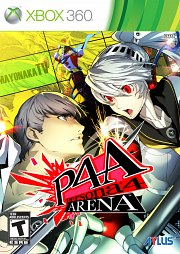 Carátula de Persona 4: Arena - Xbox 360