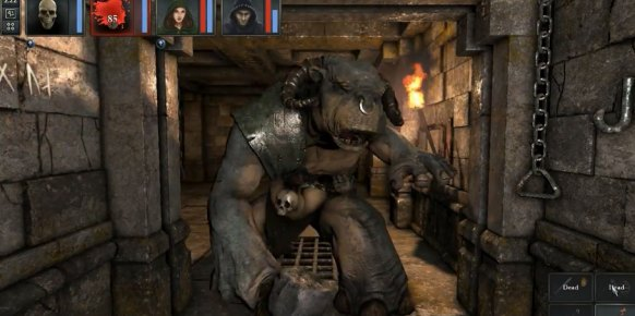 Legend of Grimrock análisis