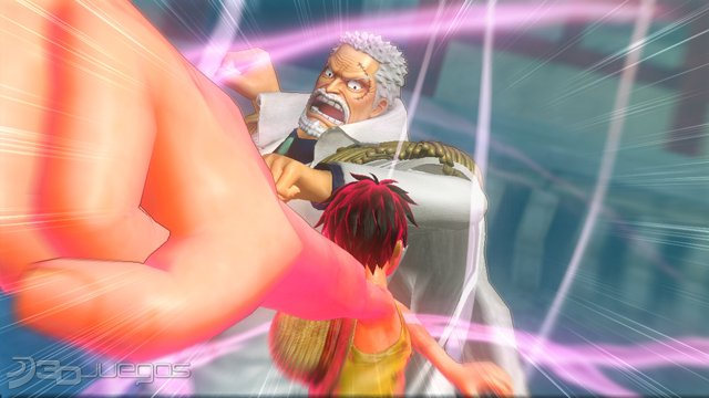 One Piece Pirate Warriors - Impresiones