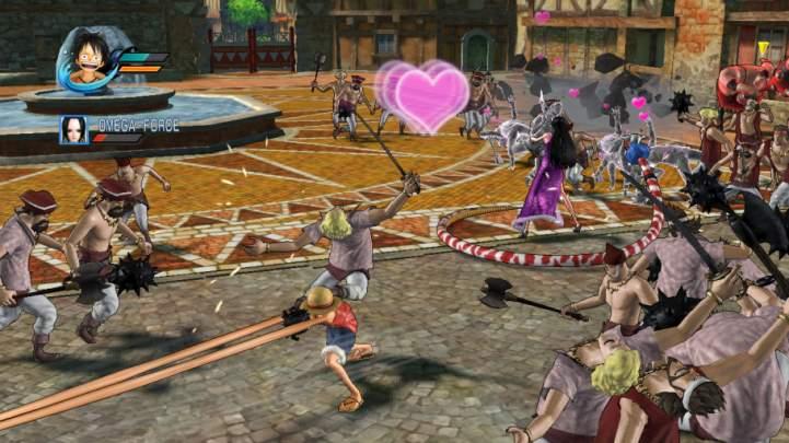 Im genes de one piece pirate warriors para ps3 3djuegos for One piece juego