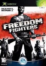 Carátula de Freedom Fighters - XBOX