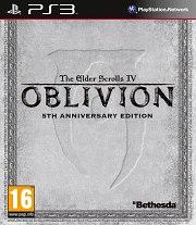 Oblivion Edición 5º Aniversario PS3