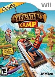 Carátula de Cabela's Adventure Camp - Wii
