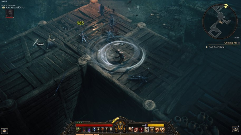 Wolcen Lords of Mayhem PC