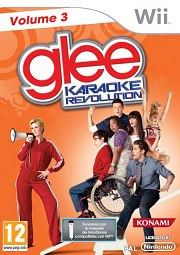 Carátula de Karaoke Revolution Glee 3 - Wii