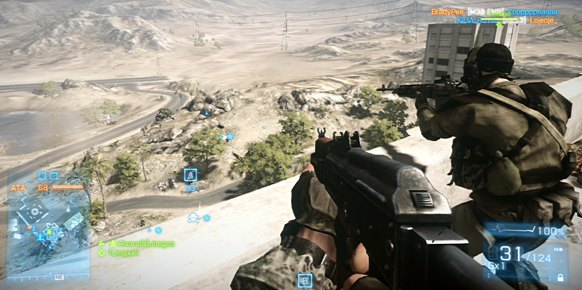 Battlefield 3 Back to Karkand an�lisis
