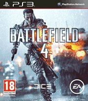 Carátula de Battlefield 4 - PS3
