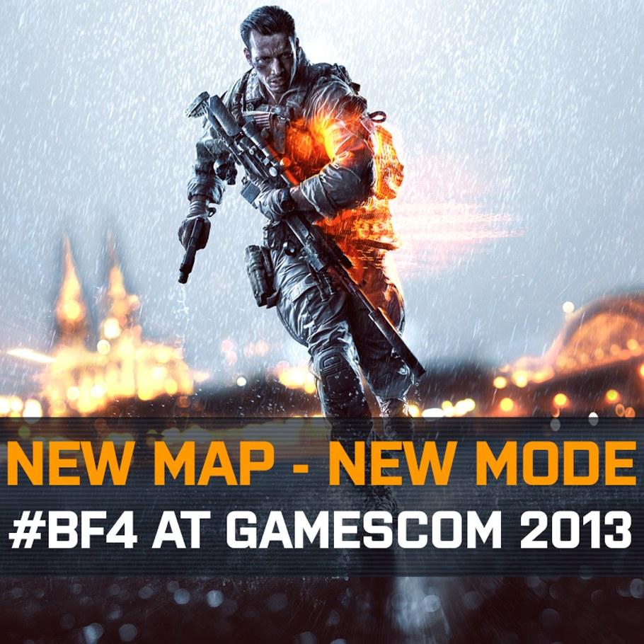 Battlefield 4 mostrará un nuevo modo y mapa multijugador en la Gamescom