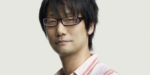 Hideo Kojima, creador de la saga Metal Gear.