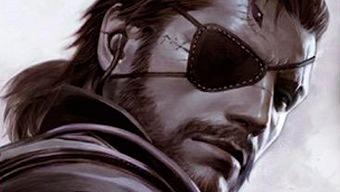 TOP UK: Metal Gear Solid V: The Phantom Pain manda por segunda semana consecutiva