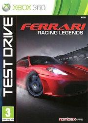 Carátula de Test Drive: Ferrari - Xbox 360