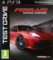 Carátula de Test Drive: Ferrari - PS3