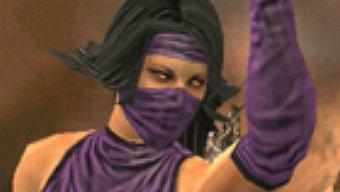 Video Mortal Kombat, Skins Clásicos de las Luchadoras