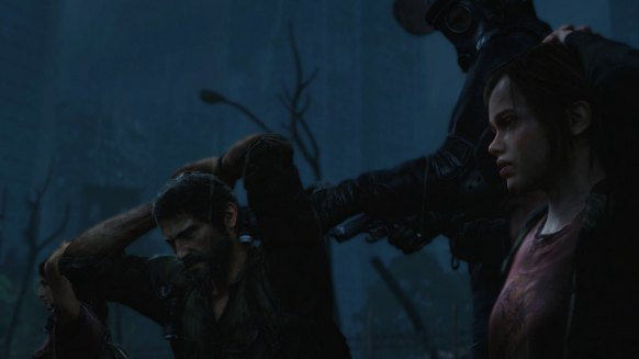 The Last of Us Remasterizado PS4