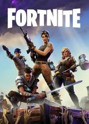 Carátula de Fortnite - PS4