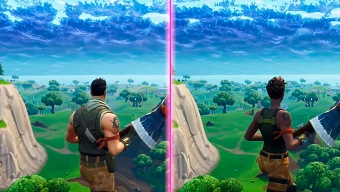Fortnite: Comparación en video del mapa de las temporadas 4 y 5