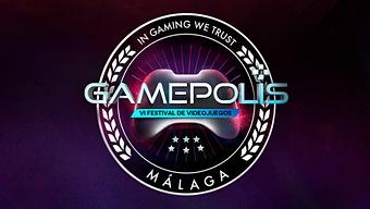 Mañana comienza en Málaga el festival de videojuegos Gamepolis