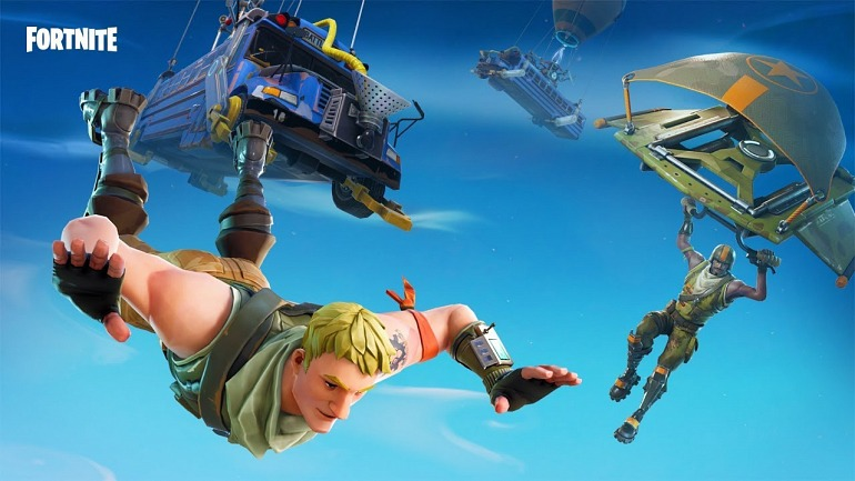 El 'port' de Fortnite para Android no estará en Google Play Store Fortnite-4625839