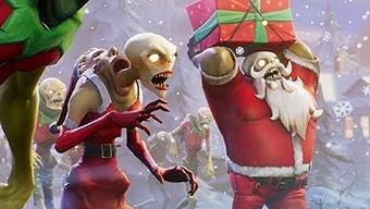 Video Fortnite, Fortnite: Sobrevive a las Navidades