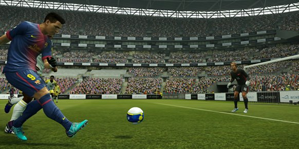 PES 2013 PS3