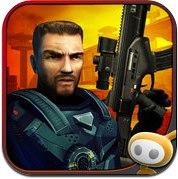 Carátula de Frontline Commando - Android