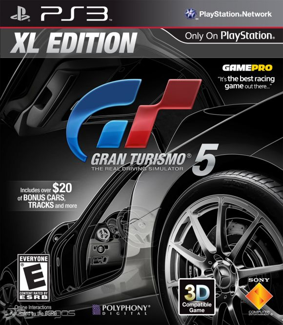 gran turismo 5 xl edition para ps3 3djuegos. Black Bedroom Furniture Sets. Home Design Ideas