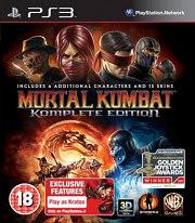 Carátula de Mortal Kombat: Komplete Edition - PS3