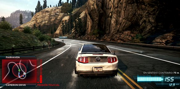 Need for Speed Most Wanted análisis
