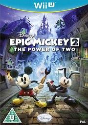 Carátula de Epic Mickey 2 - Wii U