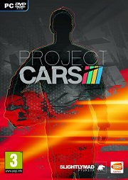 Carátula de Project Cars - PC