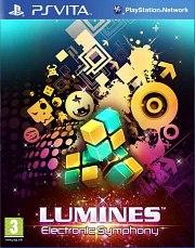 Carátula de Lumines Electronic Symphony - Vita