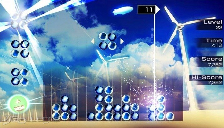 Lumines Electronic Symphony - An�lisis